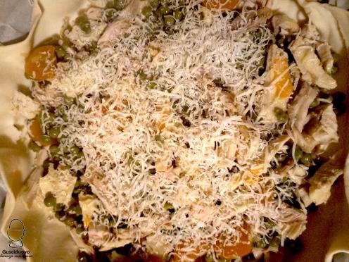 una spolverata di parmigiano